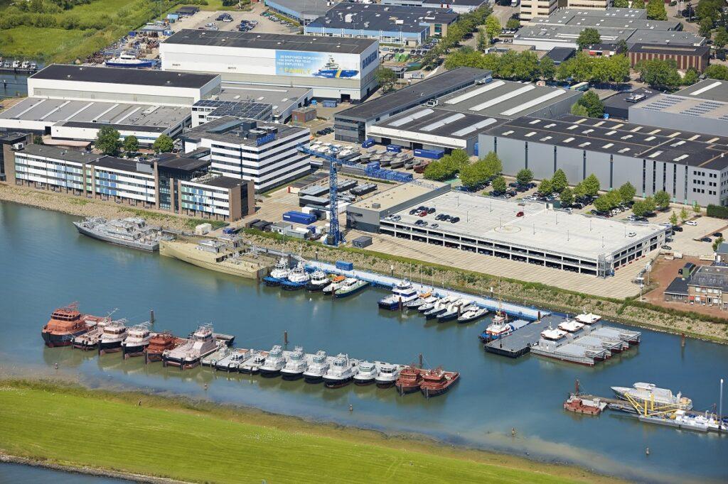 Foto, Damen Shipyards Gorinchem