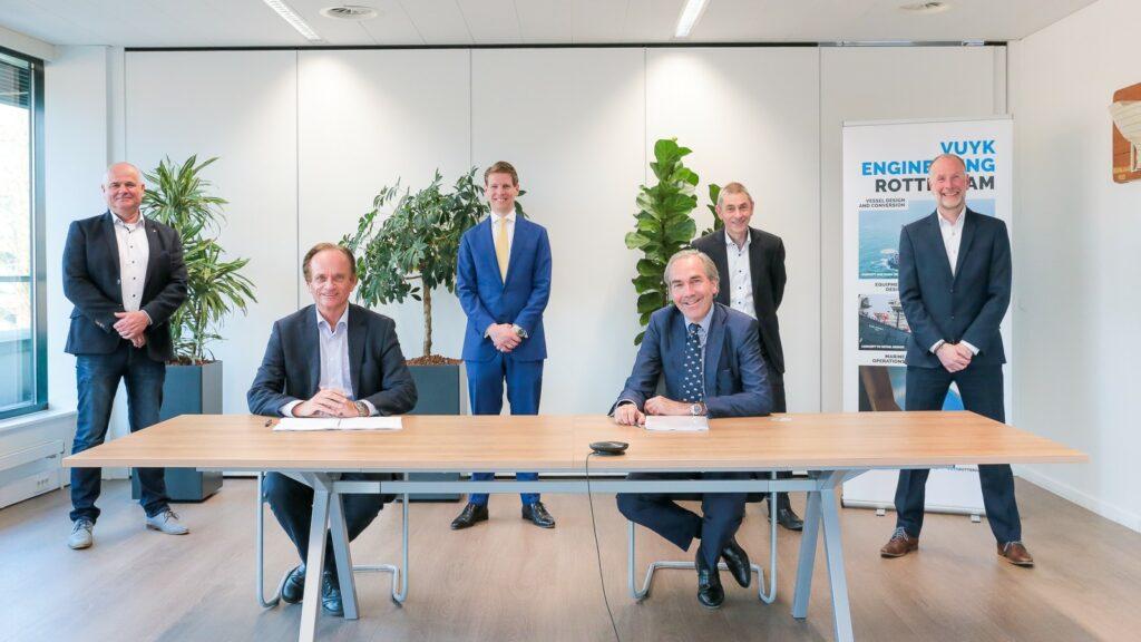Koninklijke Doeksen neemt Vuyk Engineeering over van Royal IHC