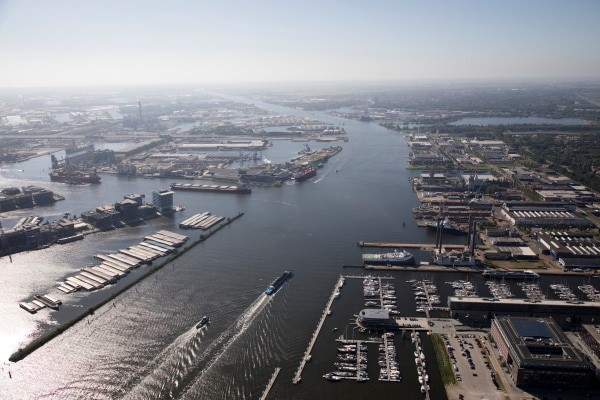 Port of Amsterdam Foto, Henk Honing