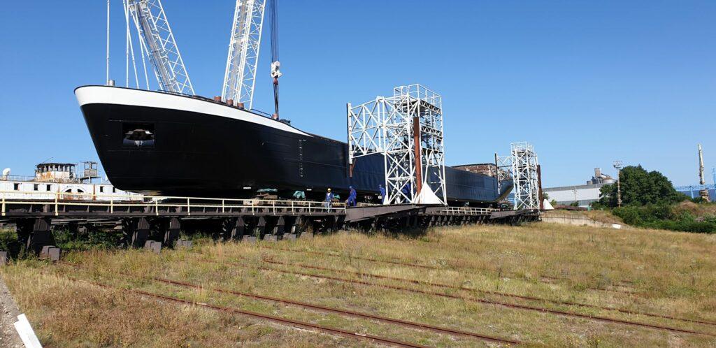 BN 213. Foto, Kooiman Marine Group.