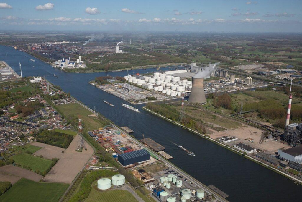 Foto North Sea Port