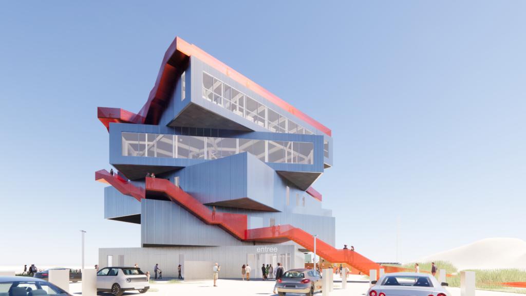 Havenervaringscentrum (HEC). Foto, Port of Rotterdam