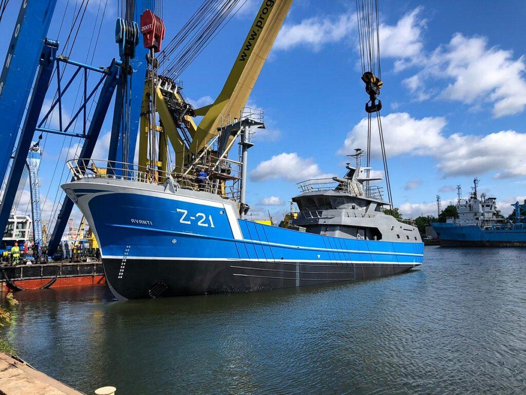 Z21 Avanti. Foto Damen Maaskant Shipyards