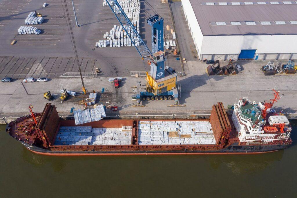 Foto, North Sea Port