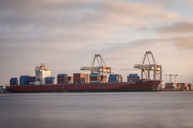 Port of Amsterdam. Foto, Machiel Kraaij
