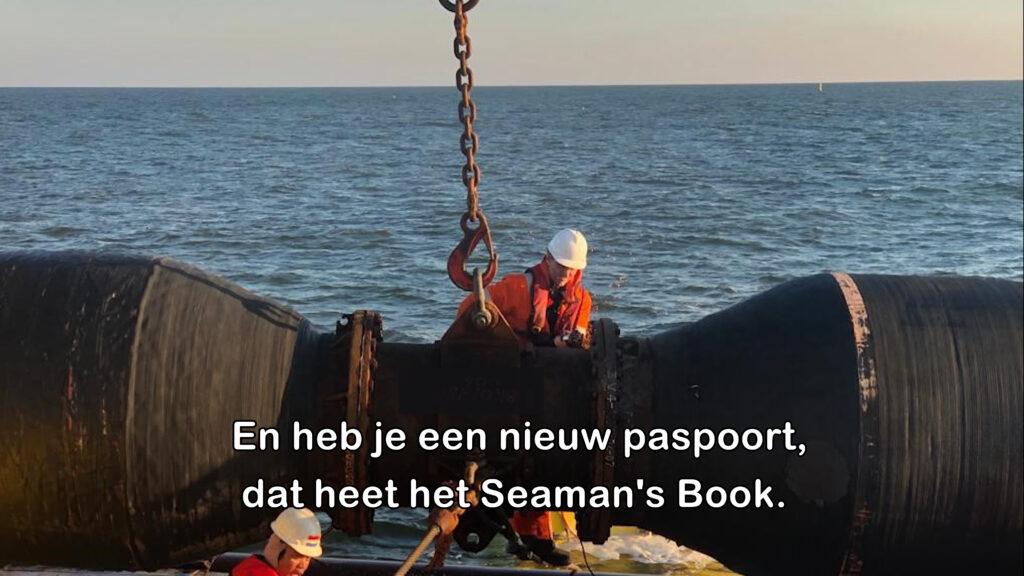 Jan Foeke in Seaman's Book