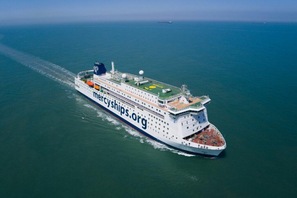 Global Mercy. Foto, Mercy Ships.