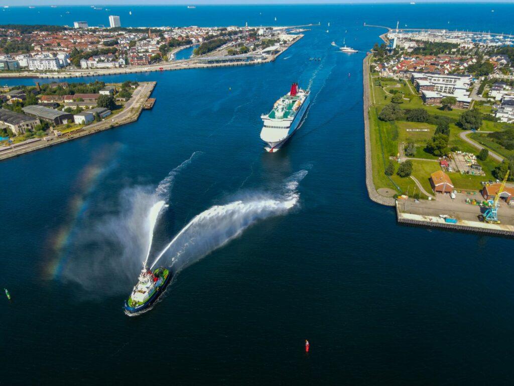 Boluda Rostock. Foto, Andre Scheel.
