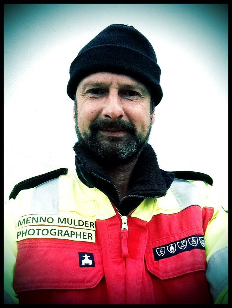 Menno Mulder, Offshore Fotograaf