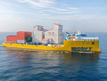 Biglift Shipping