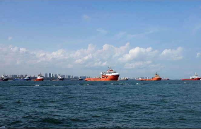 Offshore vessels image