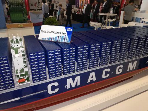 CMA CGM 22,000 TEU