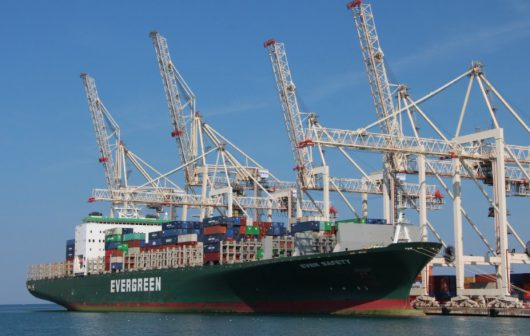 Ever Safety containership