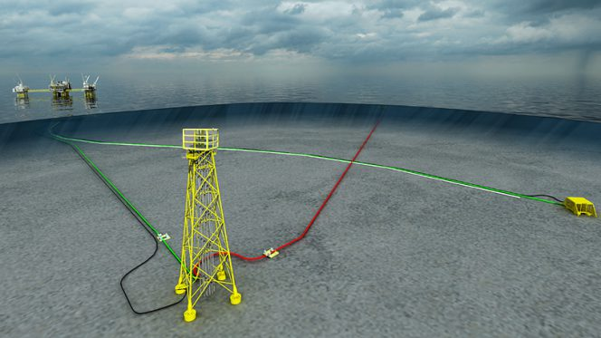 Oseberg Vestflanken 2 Illustration / Image source: Equinor
