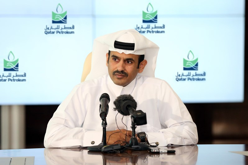 Saad Sherida Al-Kaabi, the President and CEO of Qatar Petroleum / Image source: Qatar Petroleum