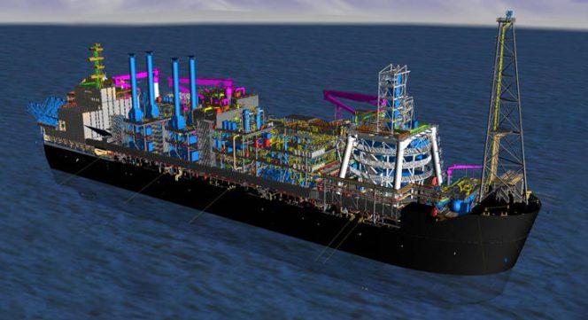 Rosebank FPSO illustration. Source: Chevron