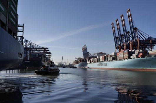 Maersk Line boxship