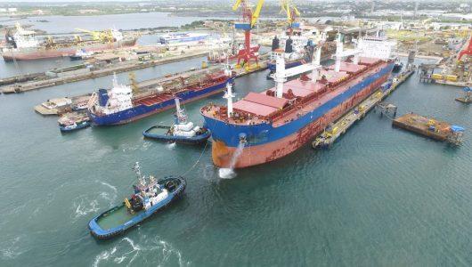 Damen Shiprepair Curaçao