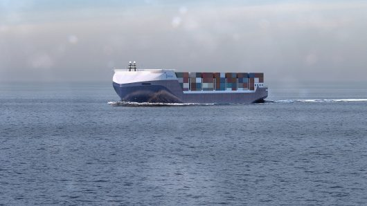 RR Autonomous ship