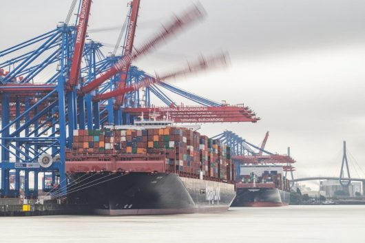 Afif containership
