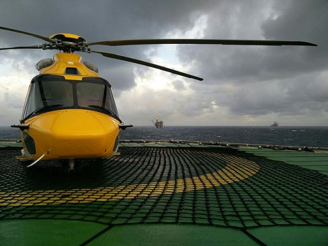 Illustration: Offshore helicopter/ Image by: Ausjun22/Wikimedia, Shared under CC 4.0 license