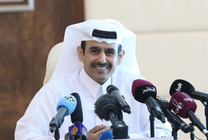 Saad Sherida Al-Kaabi, the Minister of State for Energy Affairs, and President & CEO of Qatar Petroleum