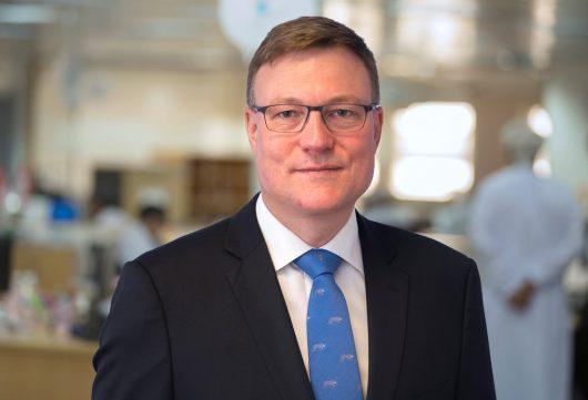 Oman Shipping Company 's CEO Michael Jorgensen