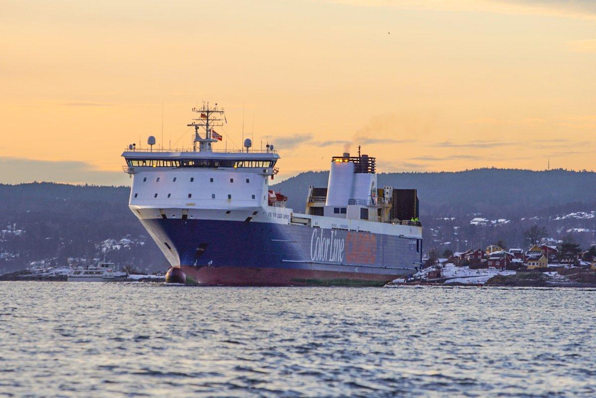 kiel to oslo ferry