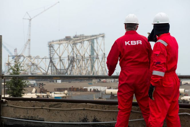 KBR wins mid-scale LNG pre-FEED job in Mexico
