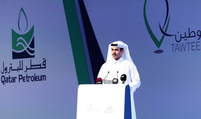 Saad Sherida Al-Kaabi, Minister of State for Energy Affairs, the President and CEO of Qatar Petroleum / Image source: Qatar Petroleum