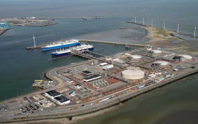 Fluxys Belgium profit drops despite LNG terminal activity spike