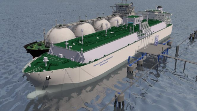Germany looking to increase investments in LNG terminals