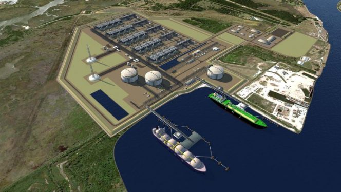Tellurian to make Driftwood LNG FID in first half of 2019
