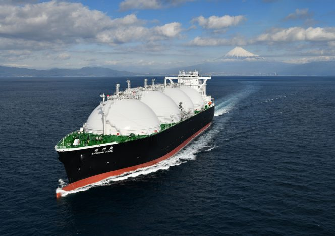 Qatari LNG cargoes heading for Belgium