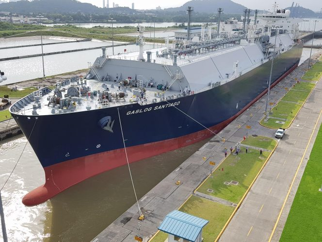 GasLog Partners secures $450 million loan covering LNG quintet