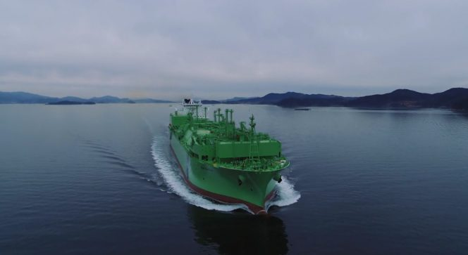 BW takes delivery of it third FSRU