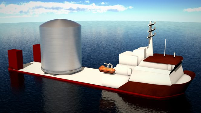 Arup to advise Commonwealth LNG on modular tank design