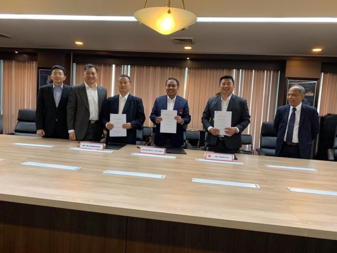 State-owned PNOC joins $2 bln LNG project