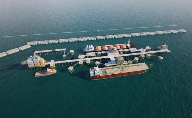 Eiffage-Saipem consortium wins Tortue LNG marine infrastructure deal