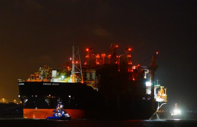Armada Kraken FPSO / Image source: kees torn / Flickr
