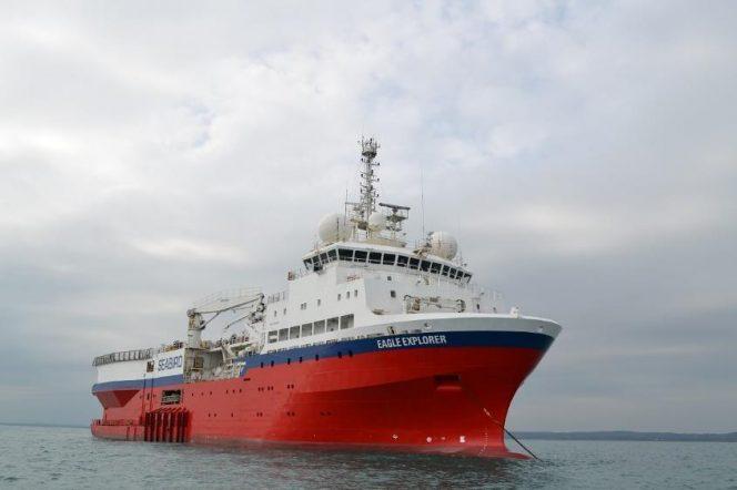 The Eagle Explorer vessel. Source: SeaBird