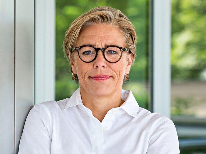 Maria Moraeus Hanssen, DEA's CEO