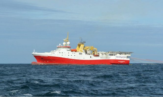Polar Empress / Image by Shearwater GeoServices