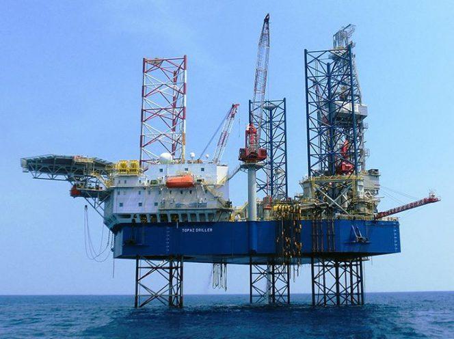 Topaz Driller / Image source: Vantage Drilling