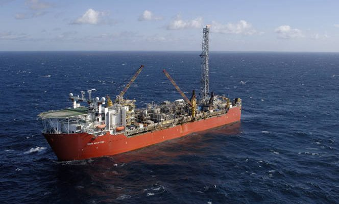 Terra Nova FPSO. Image courtesy of Suncor Energy