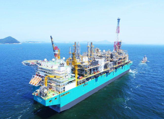 PFLNG SATU / Image by Petronas