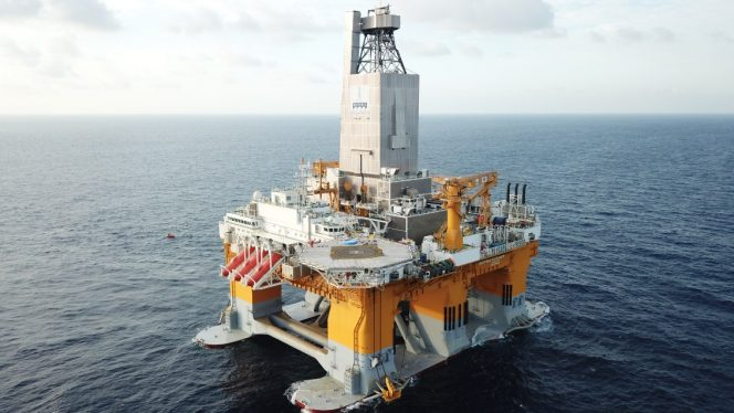 Odfjell Deepsea Nordkapp / Image source: Odfjell Drilling