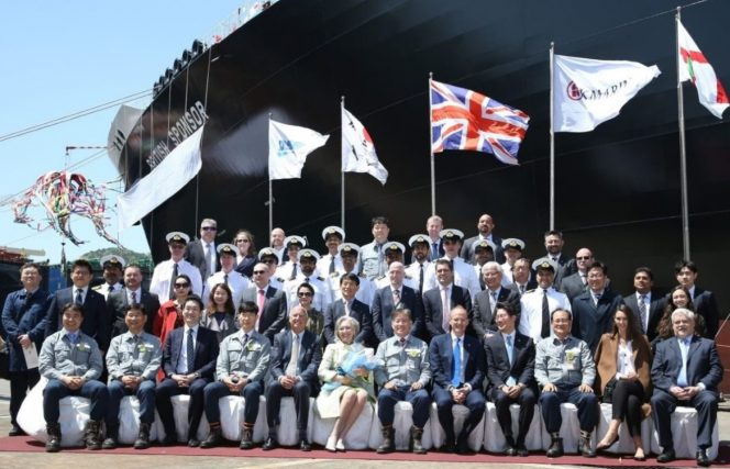 BP Shipping adds six LNG carriers to its fleet