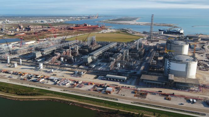 U.S. weekly LNG exports rise