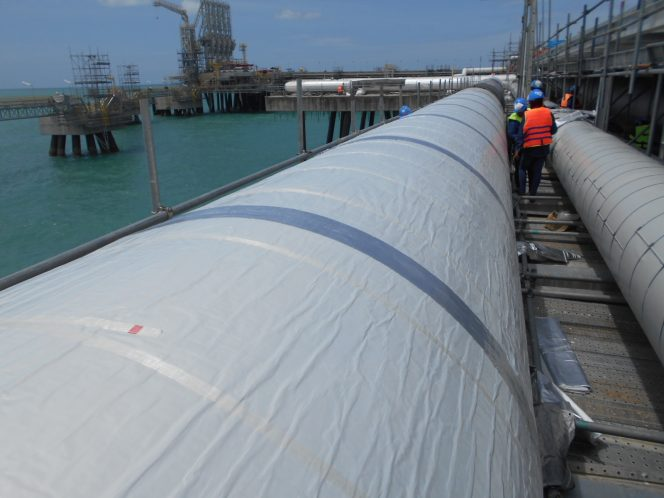Aspen Aerogels wins insulation supply job for Nong Fab LNG terminal